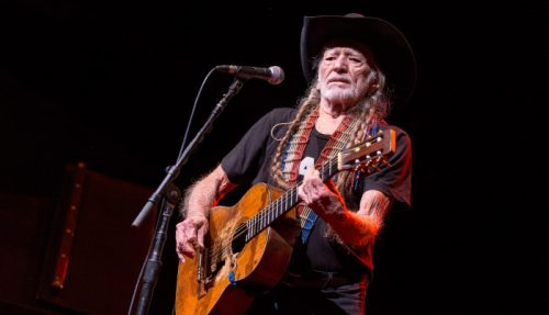 As ' Stardust' Turns 40, Willie Nelson Talks About the Great American Songbook