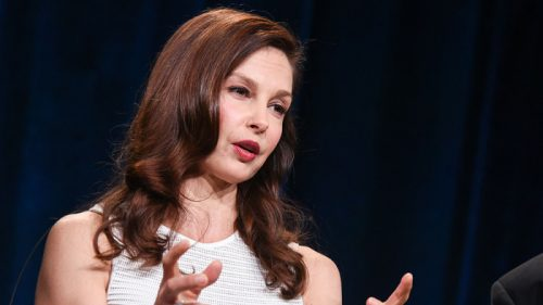 Ashley Judd: Sexual Assault Survivors Have the 'Birthright' to Heal Themselves