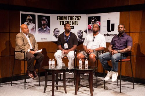 Mike Tomlin, Michael Vick and Aaron Brooks can't wait to see who's next from the 757