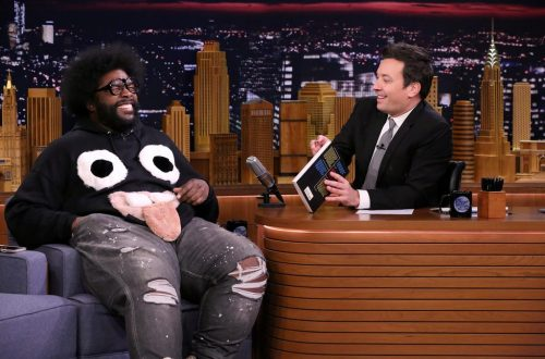 Watch Questlove Absolutely Crush the 'One-Second Prince Song Quiz' on 'The Tonight Show'