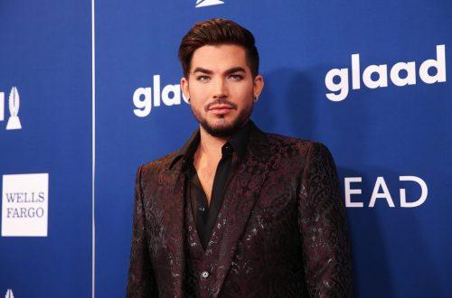 Adam Lambert Applauds Troye Sivan's 'Anthem for Bottoms'
