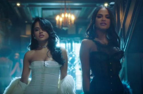 Becky G & Natti Natasha Collect Third Top 10 On Hot Latin Songs With 'Sin Pijama'