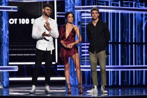 Chainsmokers and Halsey Honor Avicii at Billboard Music Awards