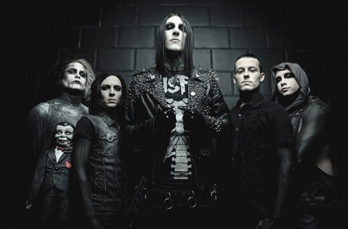 Motionless in White Part Ways With Bassist Devin 'Ghost' Sola