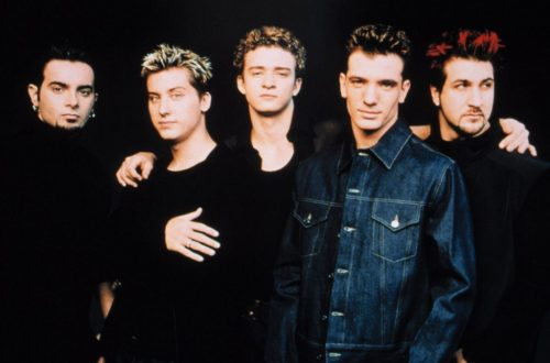 *NSYNC Streams Up 176% Thanks to It's Gonna Be May Meme & Walk of Fame Reunion