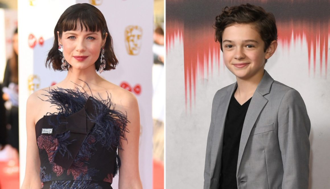 'Outlander' Star Caitriona Balfe, Noah Jupe Join Ford vs