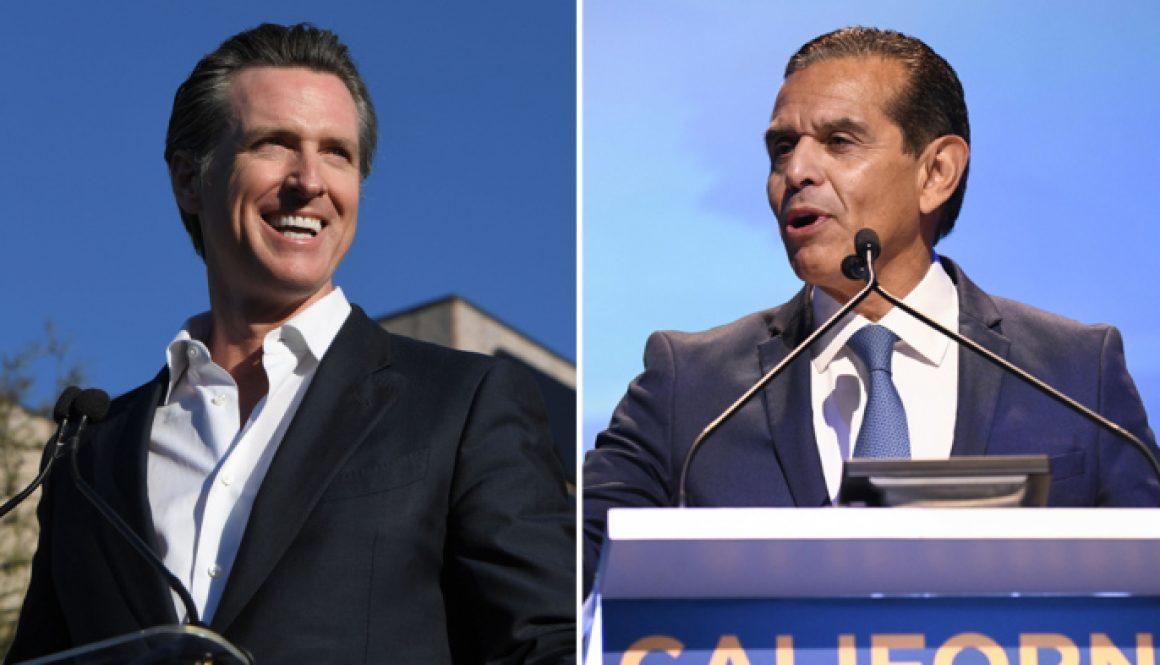California Primary: Gavin Newsom, John Cox Lead in Race for Governor