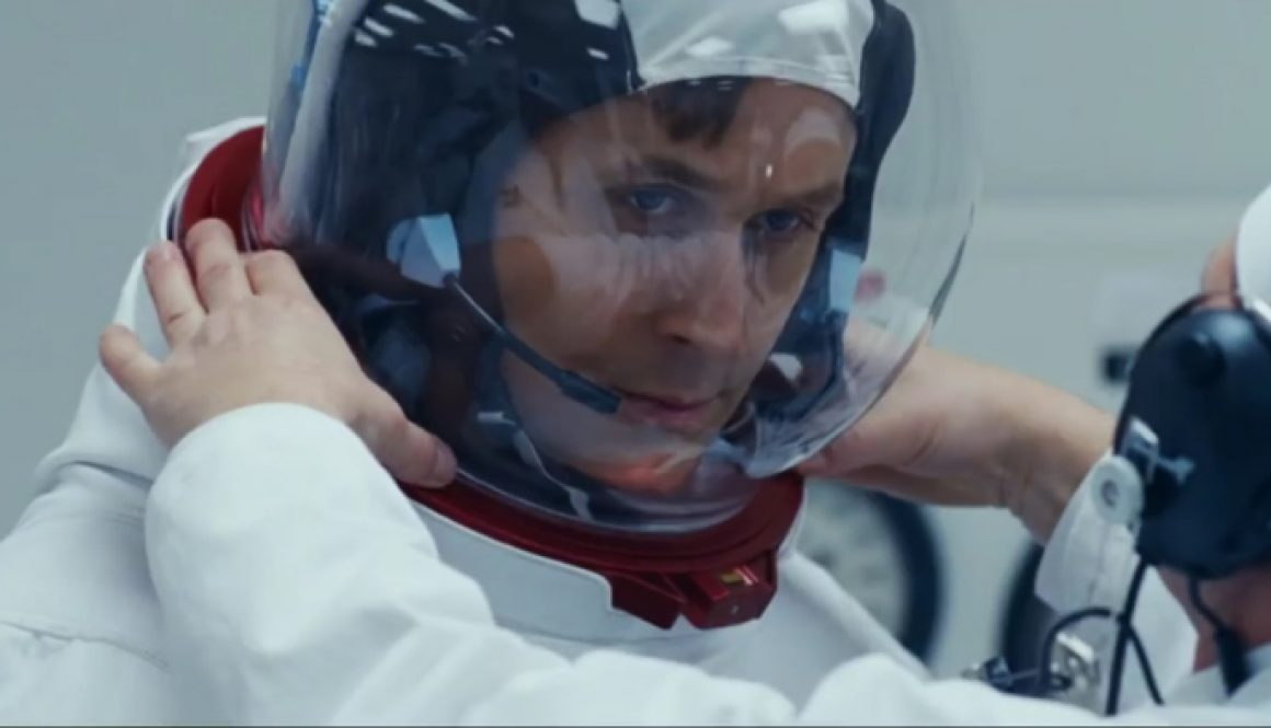 'First Man' Trailer Gives First Look at Ryan Gosling as Neil Armstrong