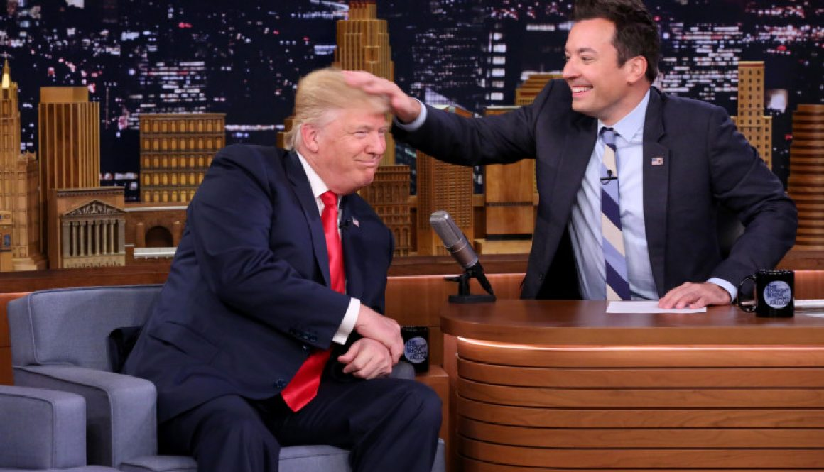 Jimmy Fallon Responds to Trump: 'Shouldn't He Have More Important Things to Do?'