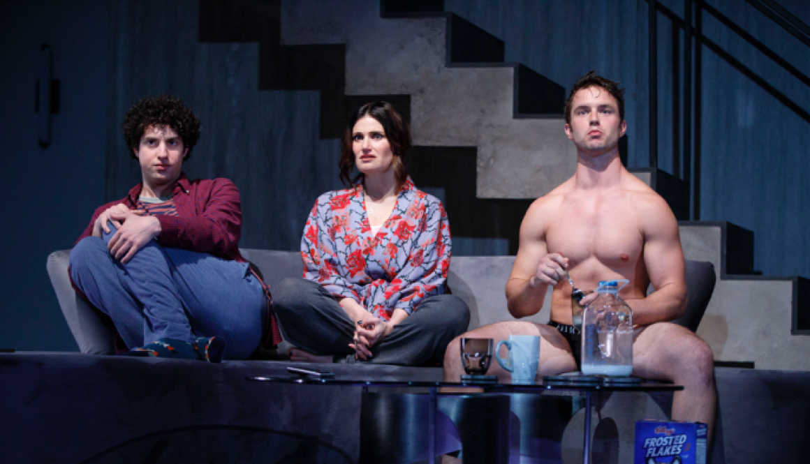 Off Broadway Review: 'Skintight' With Idina Menzel