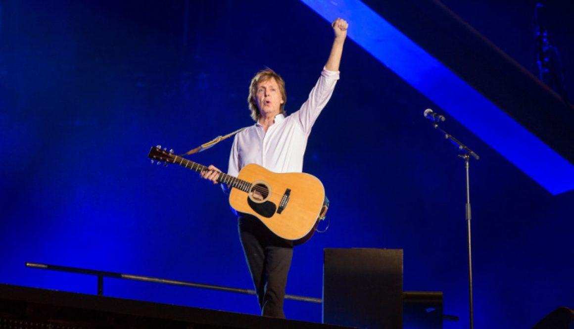 Paul McCartney Joins James Corden for Carpool Karaoke (Watch)