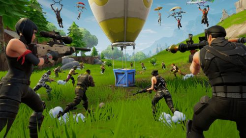 'Fortnite' Season 5: Nerfed Shotguns, Golf Carts, Shifting Storms, New Areas