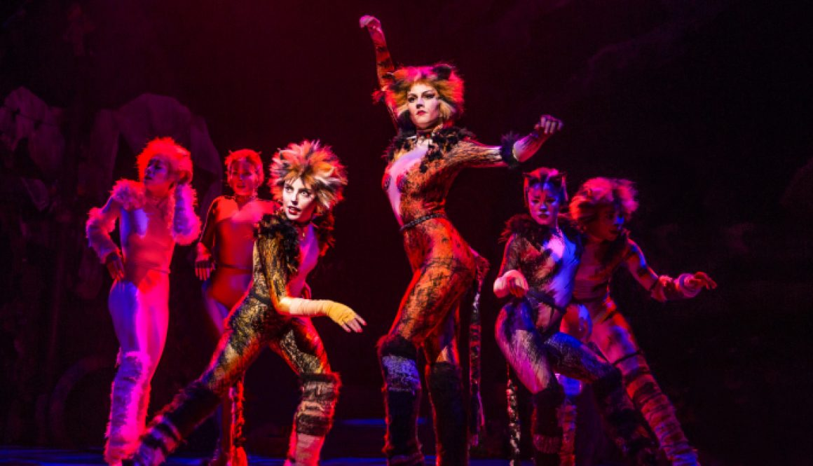 Jennifer Hudson, Taylor Swift, James Corden Cast in Movie Version of 'Cats'