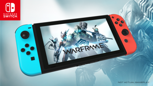 'Warframe' Coming to Nintendo Switch