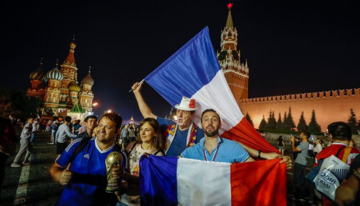World Cup Final Scores Record Ratings in Tournament Champion France