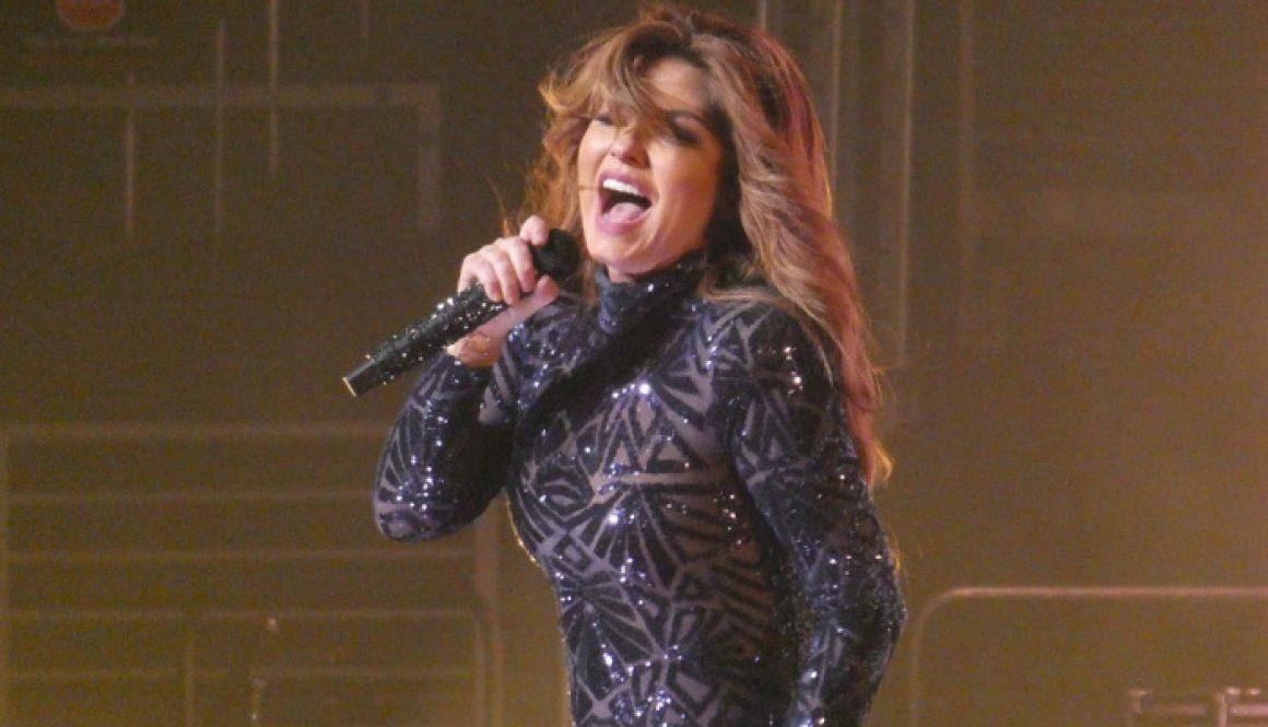 Concert Review: Shania Twain is the Glam Queen-Next-Door at Staples Center Stop