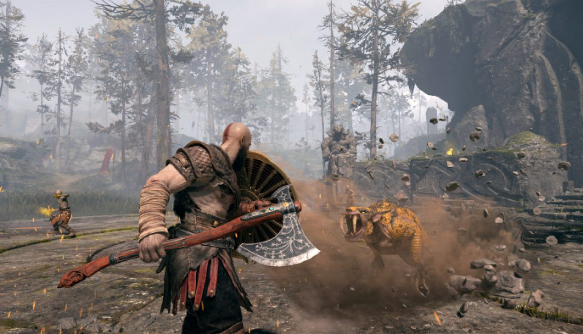 'God of War's' New Game+ Mode Comes Out Aug