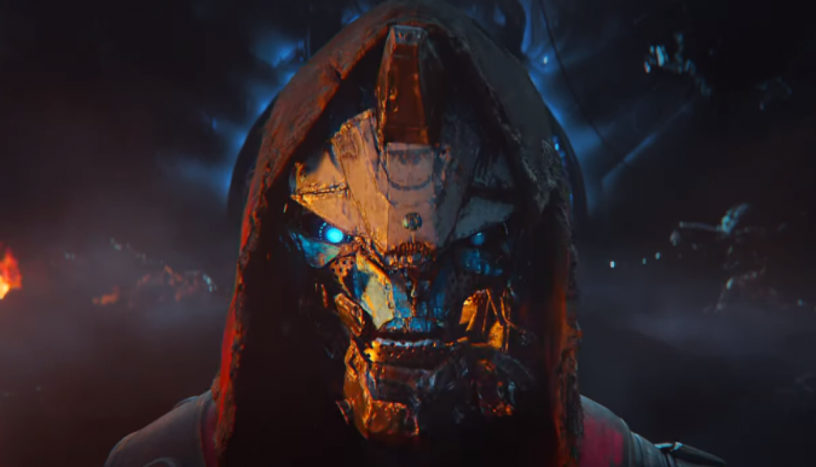 New 'Destiny 2' Cinematic Trailer Shows Cayde-6's Final Battle