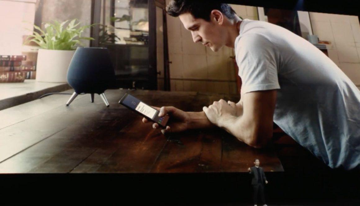 Samsung Announces Bixby Smart Speaker, Spotify Partnership