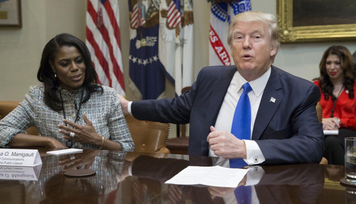 Trump Campaign Makes Legal Claim Against Omarosa Manigault Newman