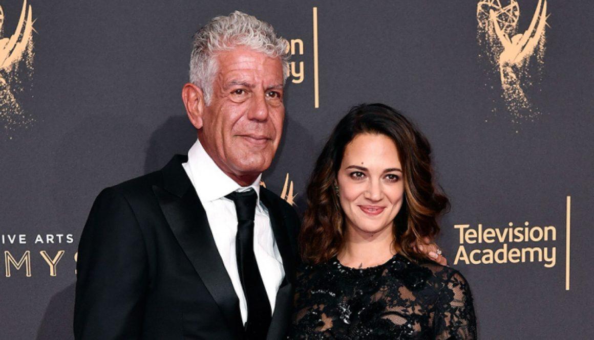 CNN Pulls 'Parts Unknown' Episodes Featuring Asia Argento