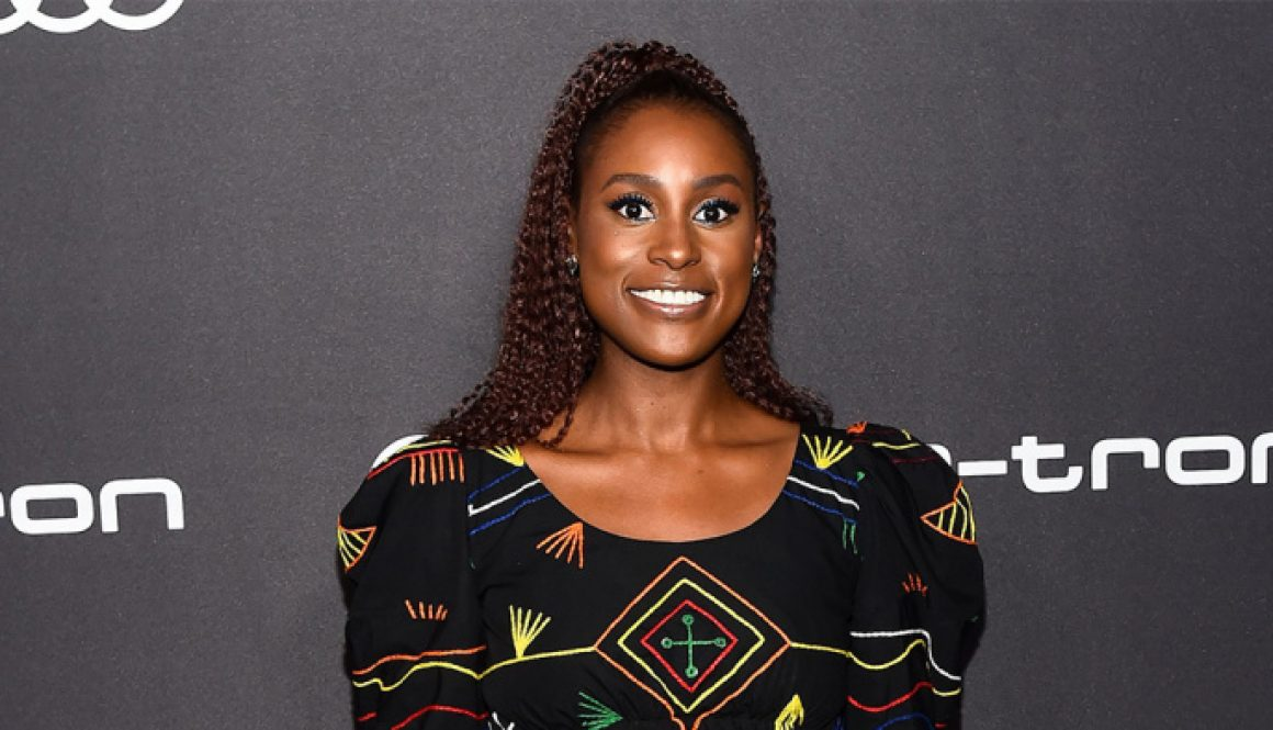 Issa Rae Is Still Rooting For Black People: 'We Don't Win A Lot; We Barely Even Get Recognized'
