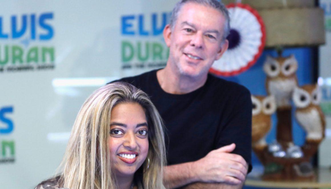 Morning Radio's Elvis Duran Announces New Co-Host