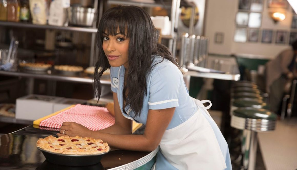 Nicolette Robinson on Debuting in 'Waitress' and Being Half of a Broadway Power Couple
