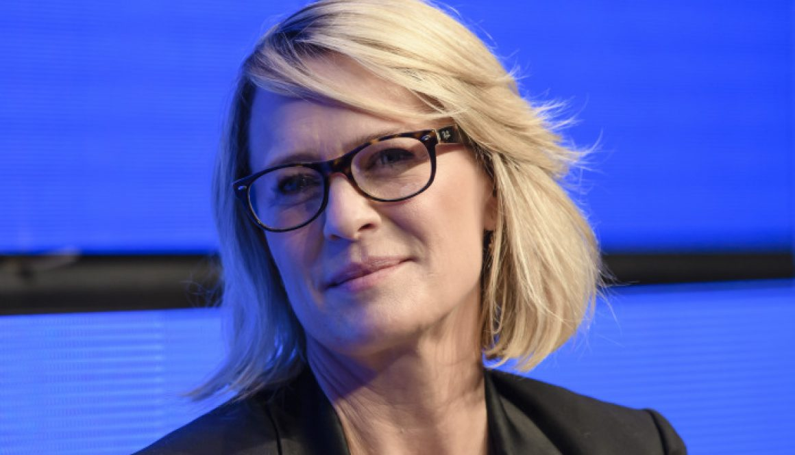 Robin Wright Talks 'Second Chances' for Kevin Spacey