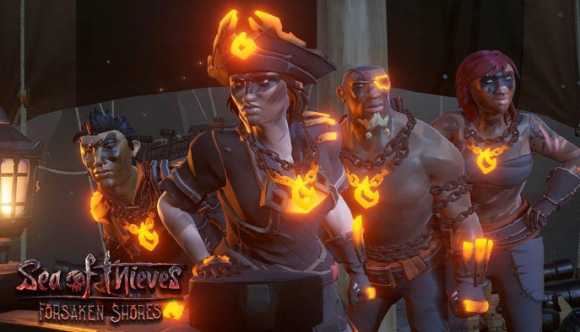 "Visit Forsaken Shores in New ""Sea of Thieves"" DLC Trailer"