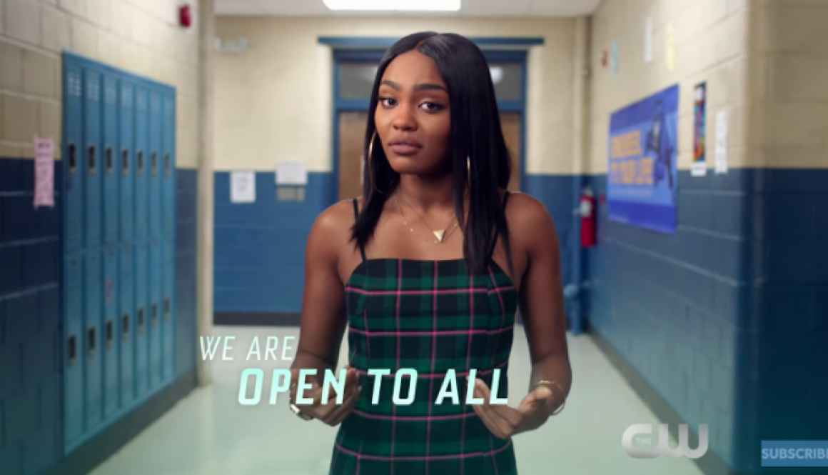 The CW Launches #CWOpenToAll Campaign to Promote Inclusion (Watch)