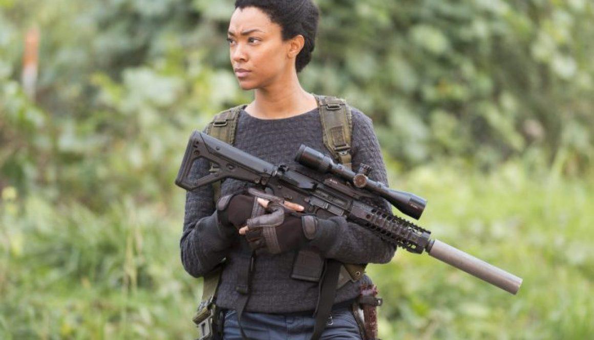 'Walking Dead' Reveals Scott Wilson, Sonequa Martin-Green to Appear in Season 9