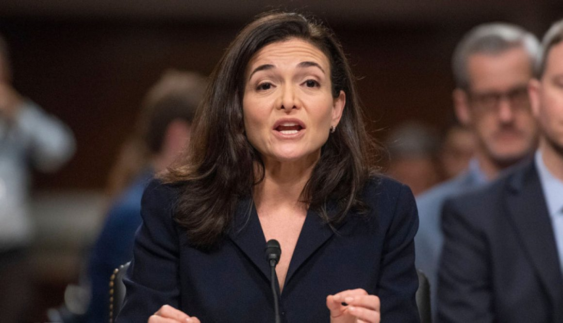 Facebook COO Sheryl Sandberg Reportedly Asked Staff to Research George Soros