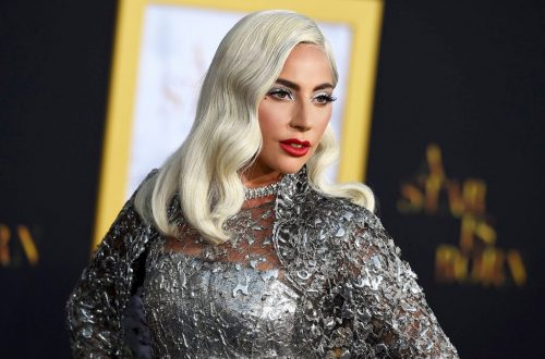 Lady Gaga Encourages Voters: 'If You're in Line, Stay in Line'