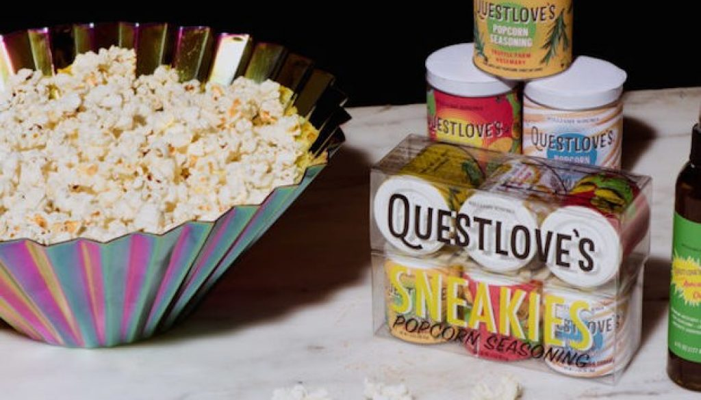 Questlove Launches Popcorn Collection With Williams Sonoma