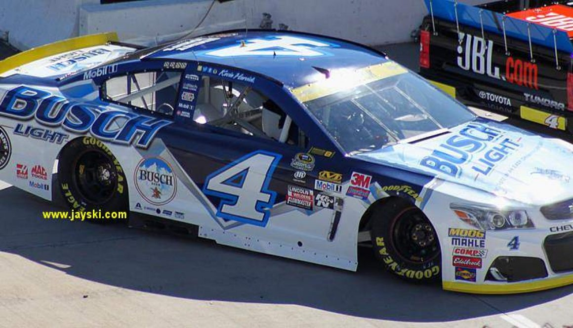 2016 NASCAR Sprint Cup Series Paint Schemes - Team #4