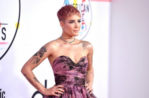 Halsey Voices Concern Over Stamped Numbers on Immigrants at Border: 'You Know What's Next'