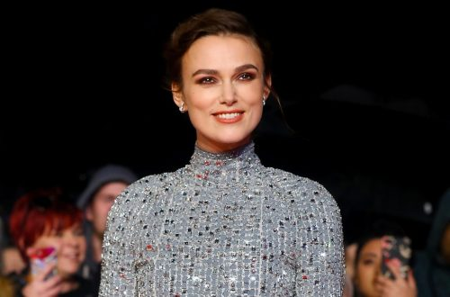 Keira Knightley Shows Off Her Unusual Musical Talent
