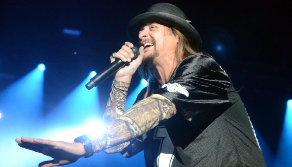Kid Rock Fired from Nashville Christmas Parade… But Plans to Show Up to Lead It Anyway