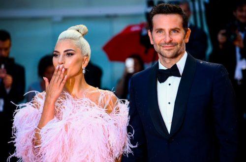 Lady Gaga Gets Emotional While Presenting Bradley Cooper at American Cinematheque Gala