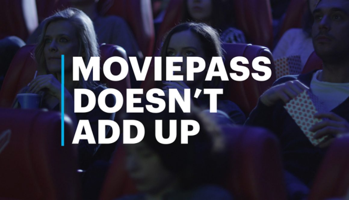 MoviePass Announces New Pricing While Promising to Win Back Customers' Trust