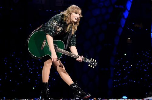 Taylor Swift Shares 'All Too Well' Teaser From Netflix Concert Film: 'Moments Like This Defined the Tour'