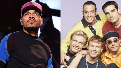 Chance the Rapper Is In a Super Bowl Doritos Commercial With the Backstreet Boys