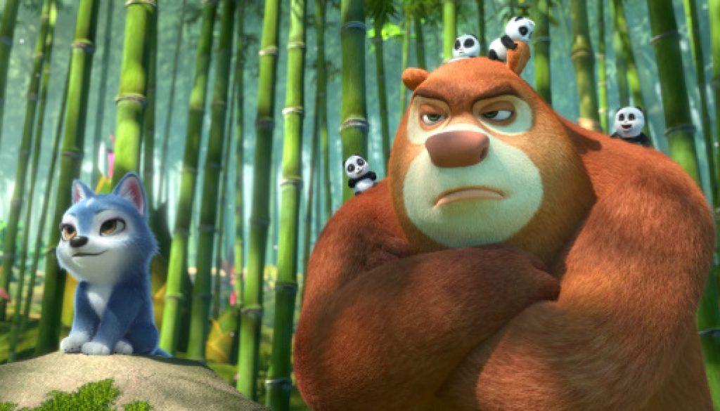 China's 'Boonie Bears' Reach Korea With Animated Series and Movie