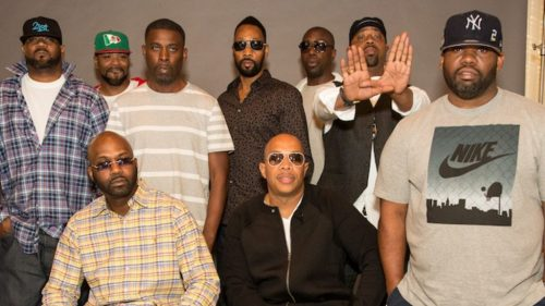 Wu-Tang Clan Docuseries Coming to Showtime