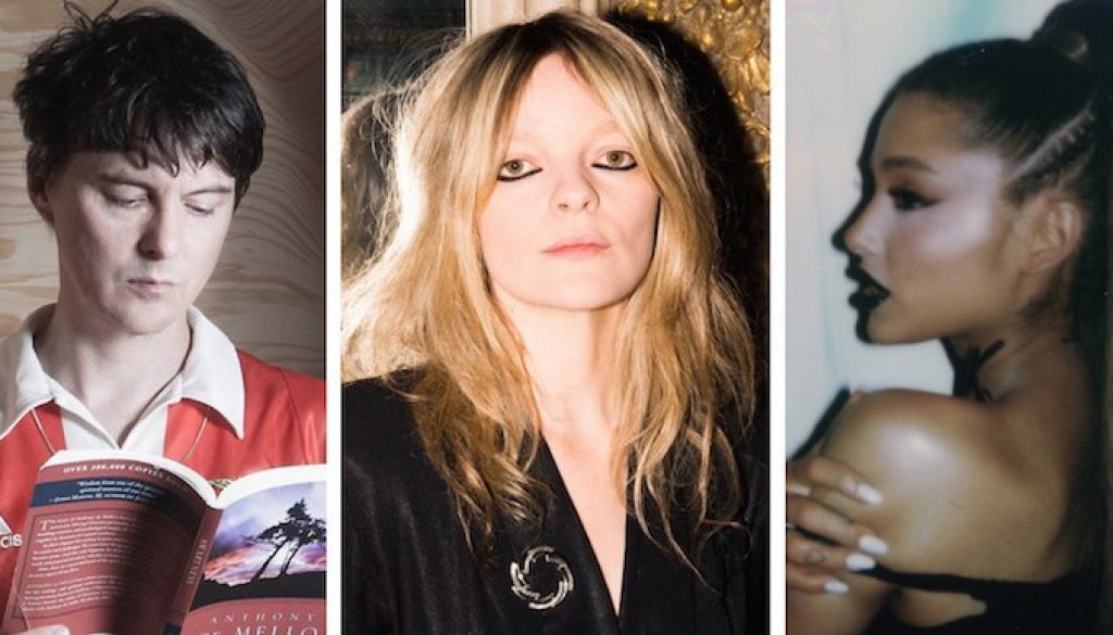 6 Albums Out Today You Should Listen to Now: Jessica Pratt, Panda Bear, Ariana Grande, More