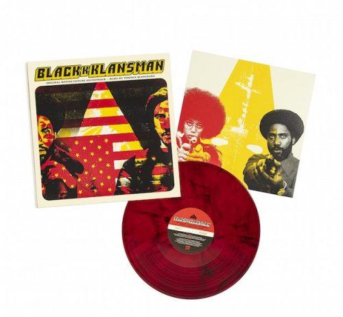 BlacKkKlansman Soundtrack Vinyl Announced