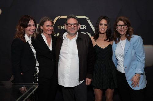Congratulations Mix With Calls For Inclusion at the Billboard Power 100 Party