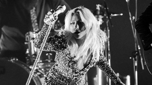 """Grammys 2019: Watch Lady Gaga Perform """"Shallow"""""""