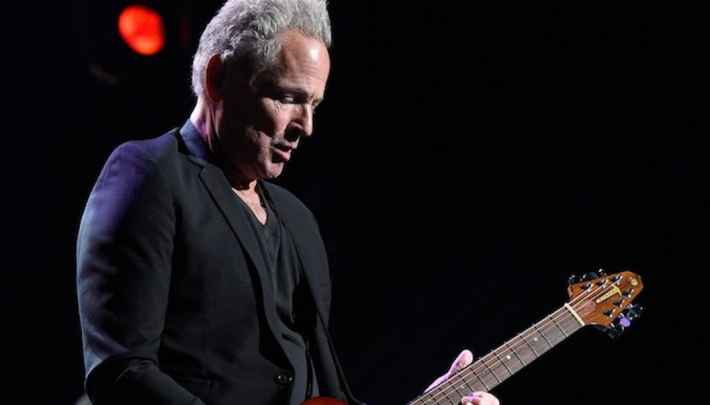 Lindsey Buckingham Recovering From Open Heart Surgery